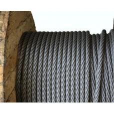 Канат стальной 9,6 Г-В-Н-Р-1770/180 ПП А1 ГОСТ 2688-80 (цена за 1м)