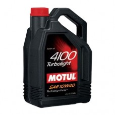 Масло 4100 Turbolight MOTUL 10W40 4л