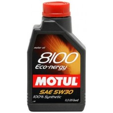 Масло 8100  Eco-nergy MOTUL 5W30 1л