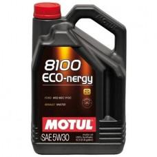 Масло 8100  Eco-nergy MOTUL 5W30 5л