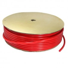 Шланг полиуретановый 8мм*12мм 15Бар красный Русский Мастер цена за п.м. РМ-84950
