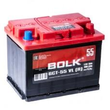 Аккумулятор BOLK 75 А/ч EN650 AB 750 обр.277*175*190