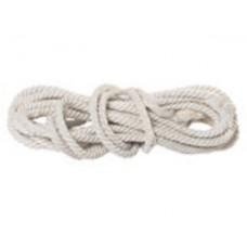 Веревка х/б, D 16 мм, L 11 м, крученая, 497 кгс//Р 94004