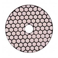 Алмазный гибкий шлиф.круг(черепашка) 100*2 №50 сухая