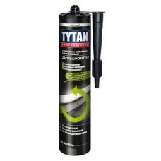 Герметик TYTAN кровельный битумно-каучуковый черный 310мл 10120