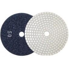 Алмазный гибкий шлиф.круг(черепашка) 125мм #500 СTБ-30200030