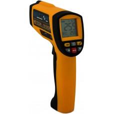 Измеритель температуры лазерный (пирометр) МЕГЕОН 161850